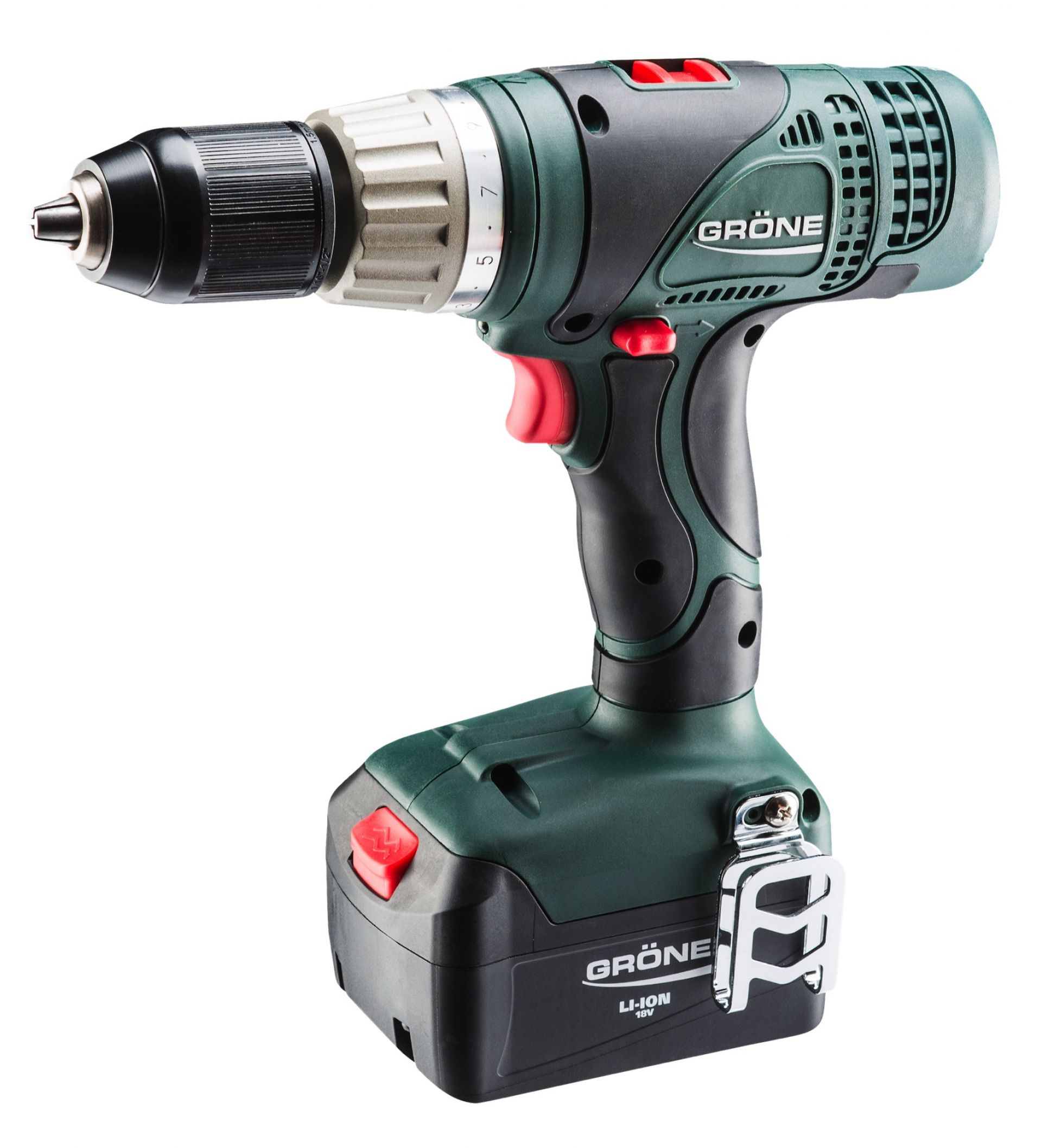 Battery Ed Drill Driver With A Mechanical Impact Professional Tool For Heavy Use Drilling Driving Working Keyhole Saws
